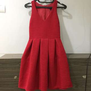 Top shop Original Red Dress