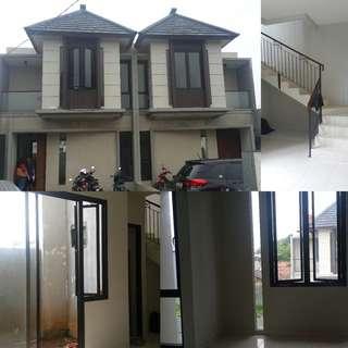 Dijual Rumah Baru Siap Huni dalam cluster di Jati Makmur, Pondok Gede
