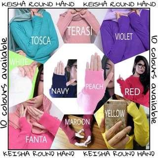 Keisha roundhand