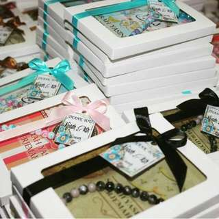 Doorgift Set Tasbih Mini Dan Yassin