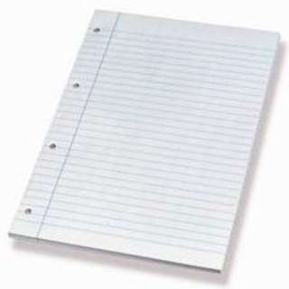 Looking for Foolscap Paper