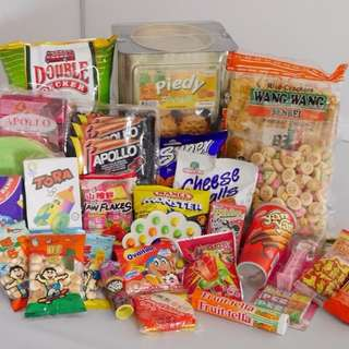 Looking for Halal-Certified Snacks