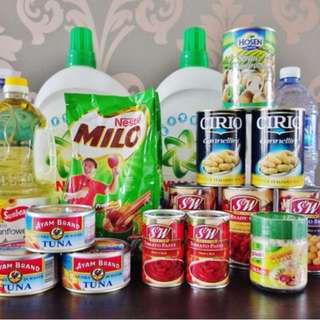 Looking for Dry Groceries (Halal)