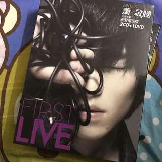 蕭敬騰first Live