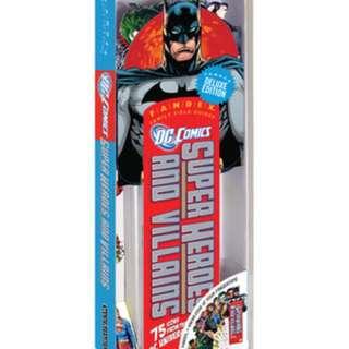 DC Comics Super Heroes And Villains Fandex