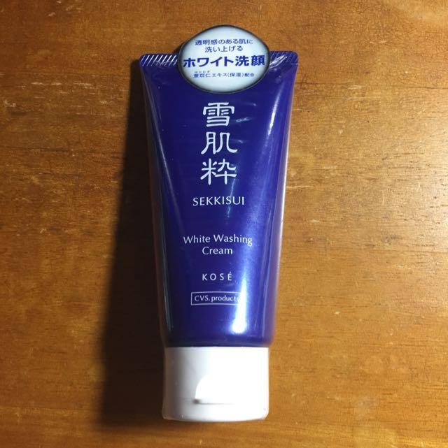 ⋮日本🇯🇵雪肌粹洗面乳⋮