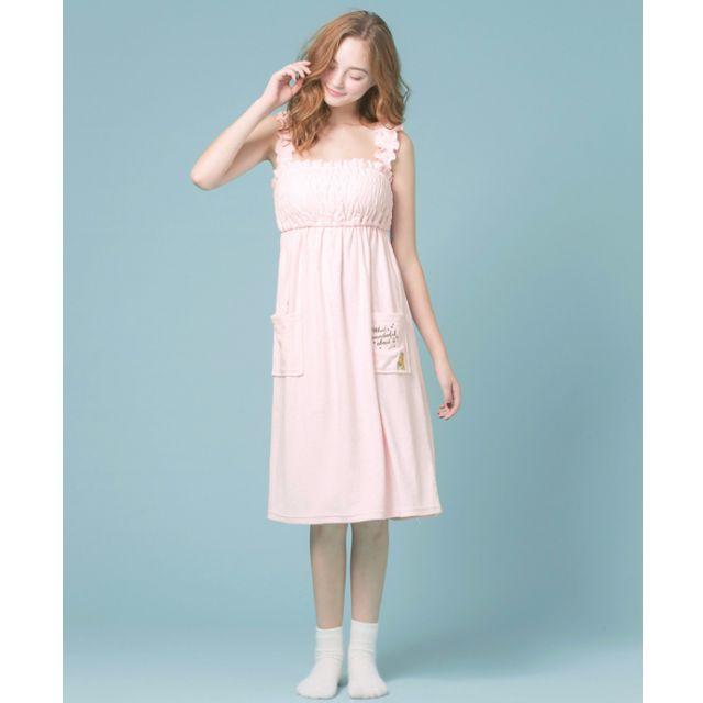#運費我來出 LOVFEE Alice 愛麗絲 居家親子女裝甜美夢境珊瑚絨洋裝睡衣