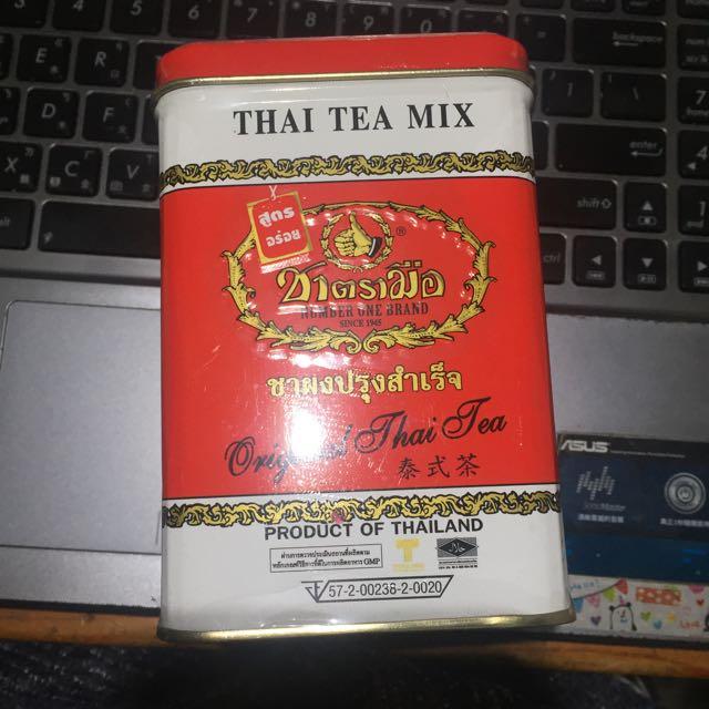 🍵泰式茶 Thai Tea Mix 泰式奶茶茶包