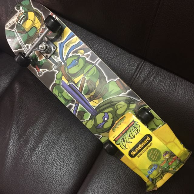 忍者龜 TMNT 滑板 Stateboard