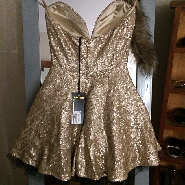 Abyss Prom Dress