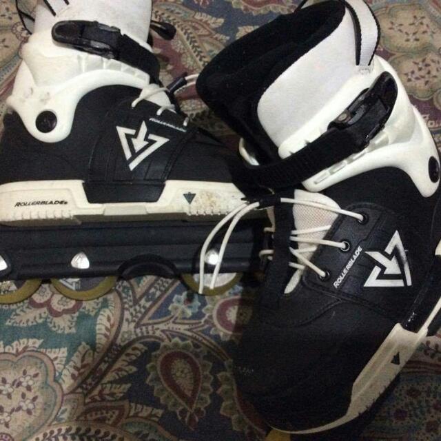 aggressive skate Jr. Size 5