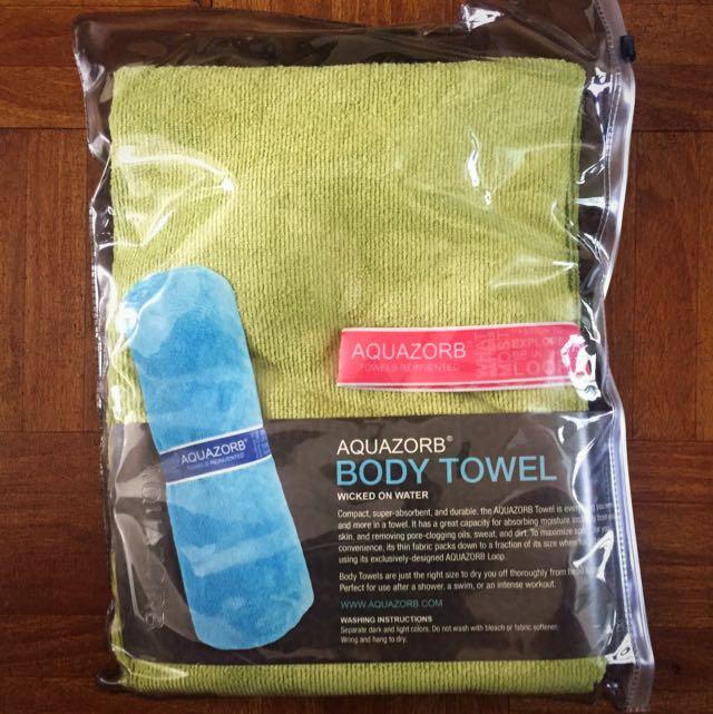 Aquazorb Body Towel