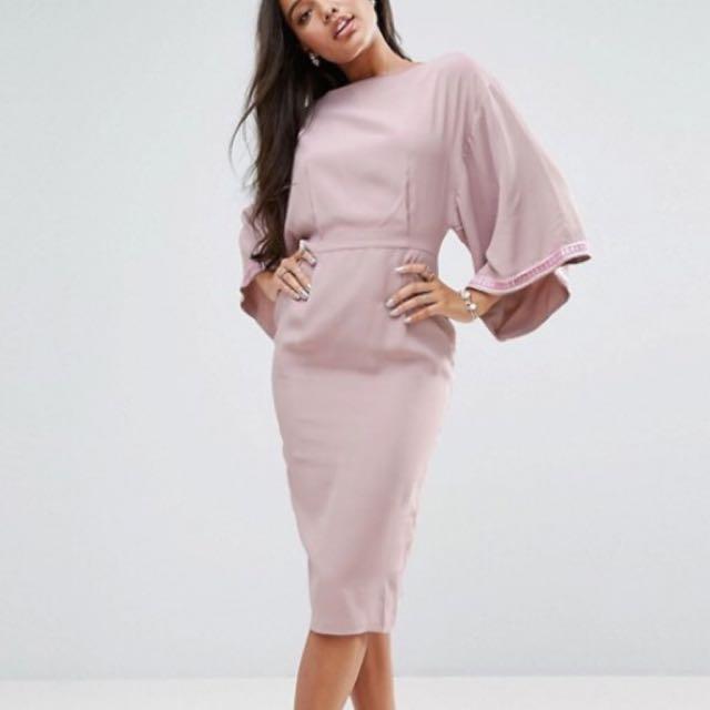 Asos Embellished Dress