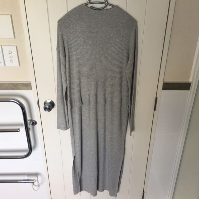 ASOS Grey Knit Dress
