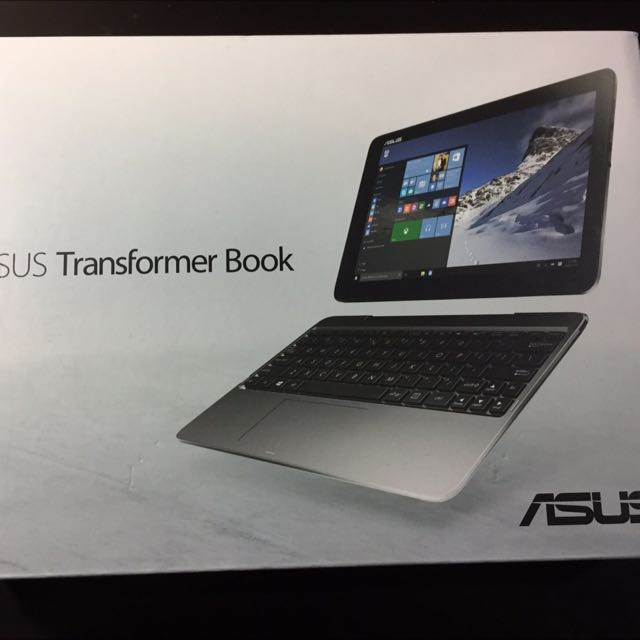 Asus平板式筆電T100H(可拆