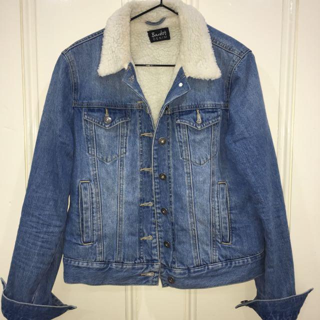 Bardot Denim Jacket