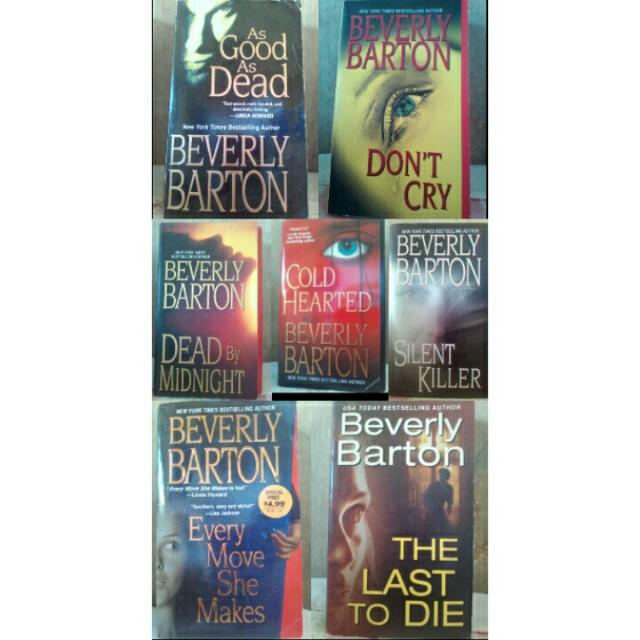 Beverly Barton Book Bundle
