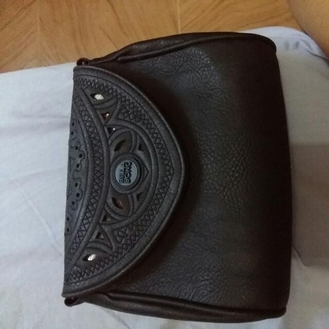Billabong Sling Bag (Black)