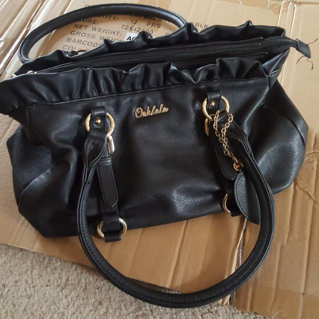 Black Oohlala Handbag