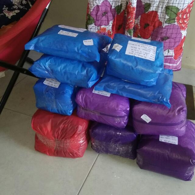 bukti paket, resi and expedisi