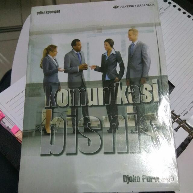 Buku Komunikasi Bisnis