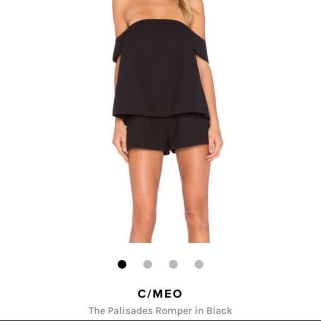 cameo palisades romper