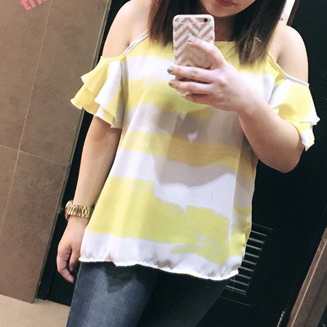 Casual Top When Worn