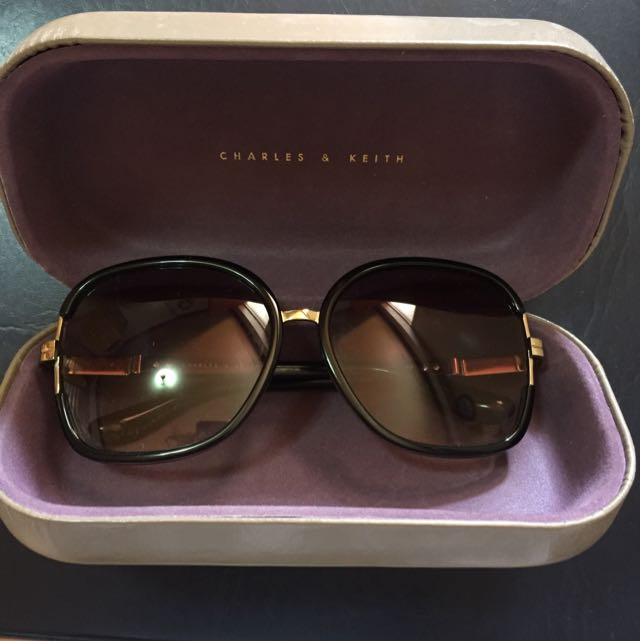 Charles And Keith Eyewear