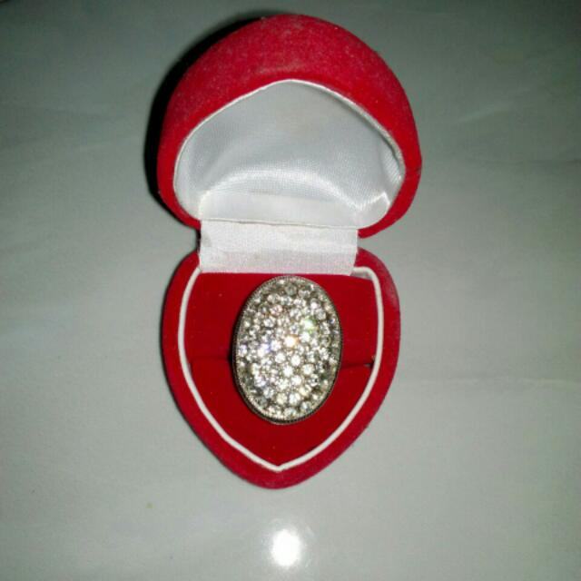Cincin Bella Swan Twilight Replika