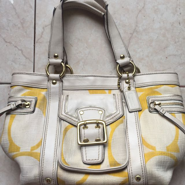 REDUCTION!!! Coach Handbag
