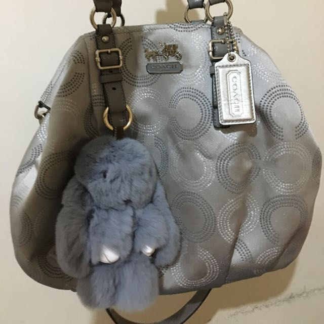 Coach Signature Grey