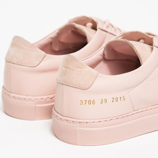 Common Projects Woman Pink / Blush