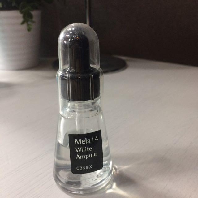 cosrx white ampule