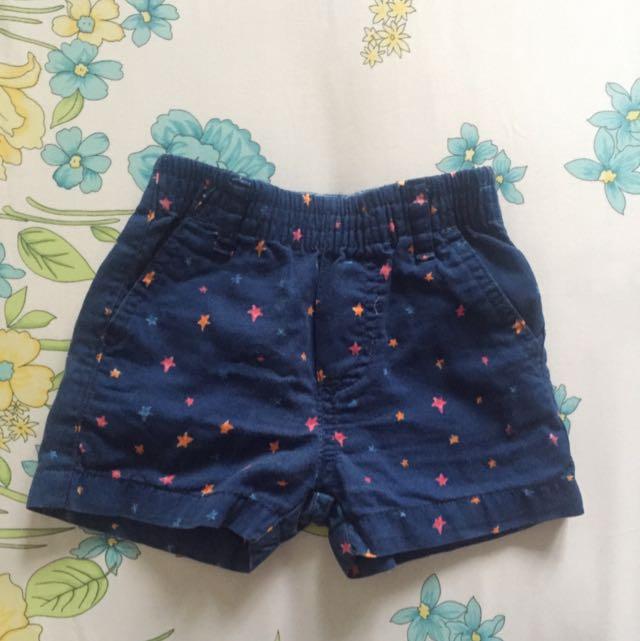 dark blue pants stars