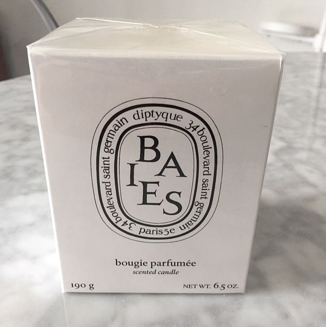 Diptyque Authentic Baies Scented Candle