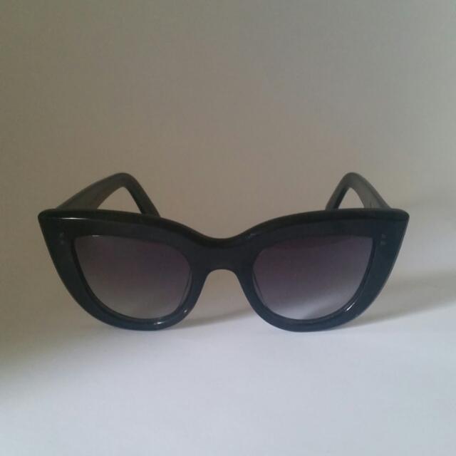 ELLERY x Graz Cateye Sunglasses RRP $330.00