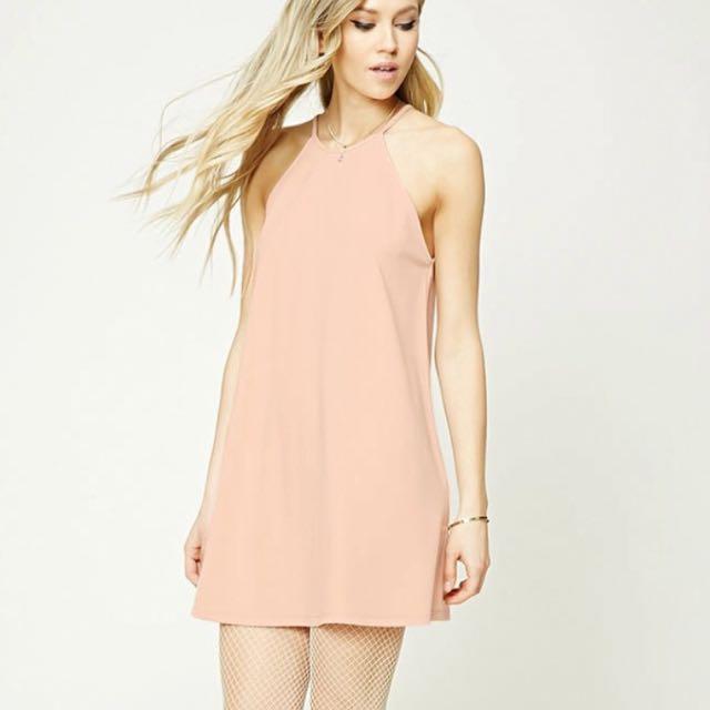 F21 Texture Dress