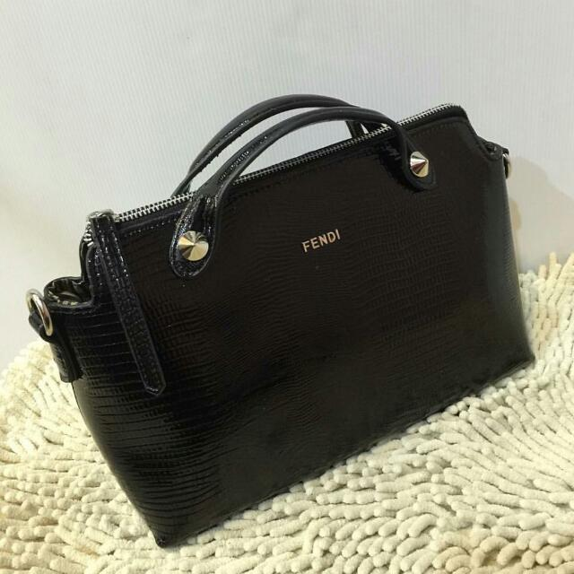 Fendi Glossy Bag