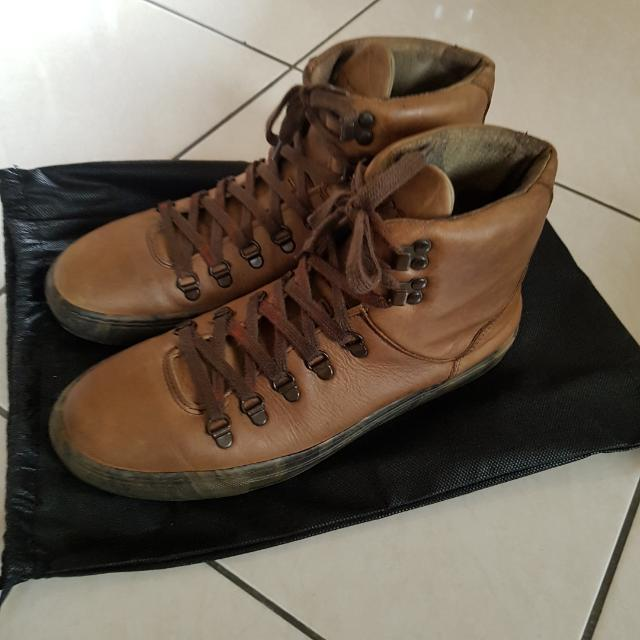 Filling Pieces Mountain Oak Boots