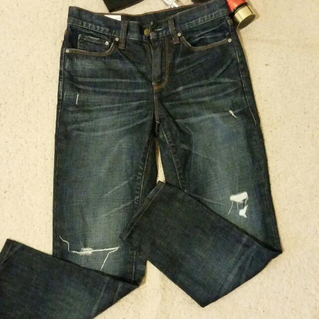 Gap Boyfriend's jeans