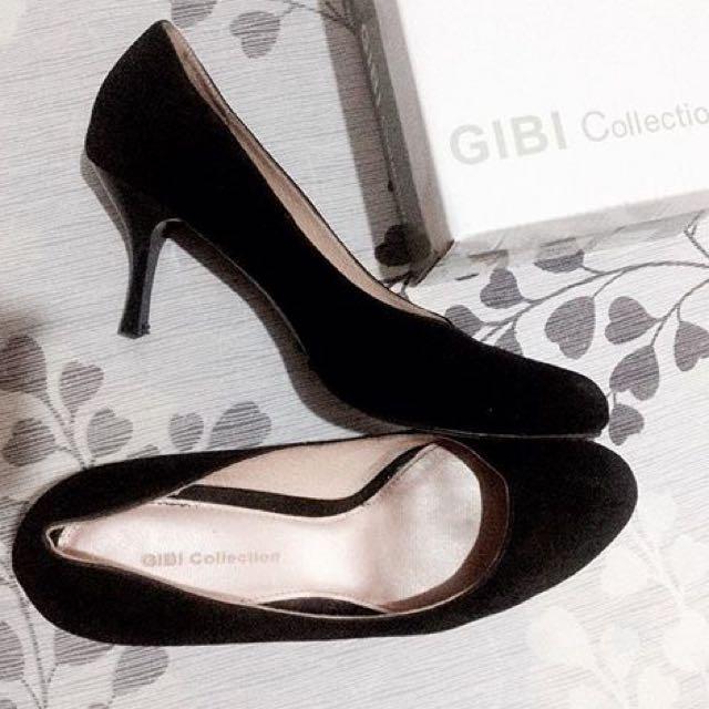Gibi Black Heels