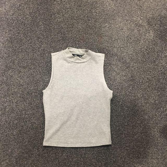 Top // Grey