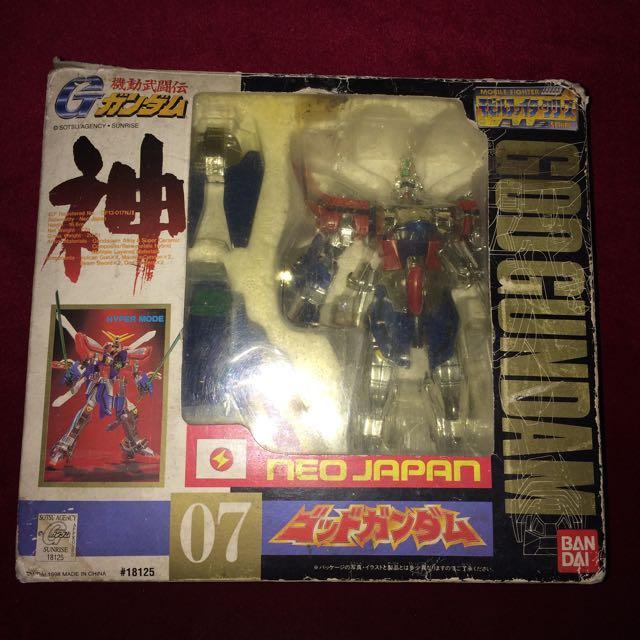 Gundam Toy