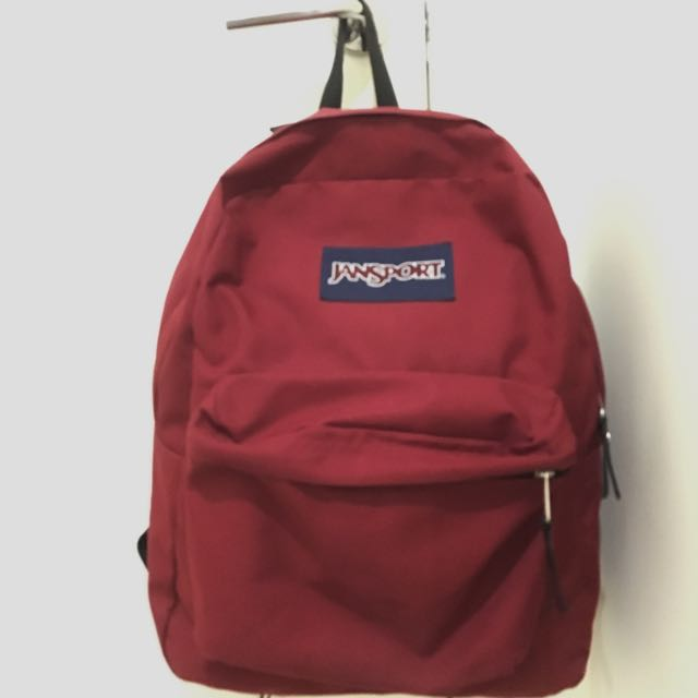Ha sport Superbreak Backpack- Viking Red
