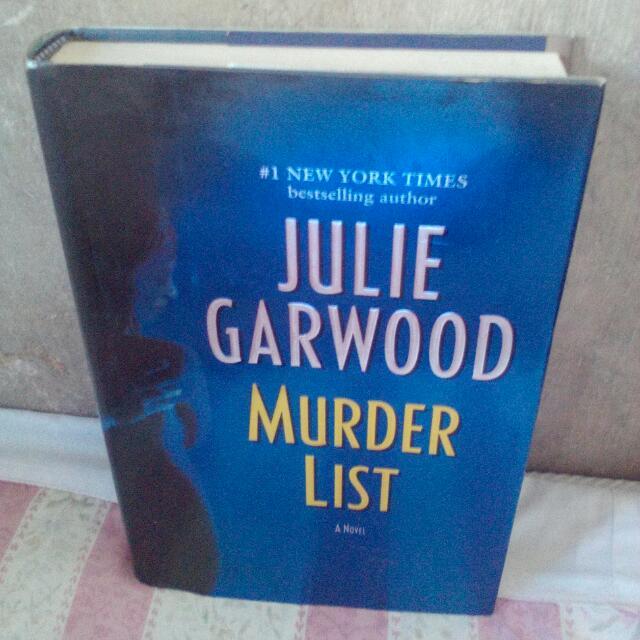 Julie Garwood - Murder List