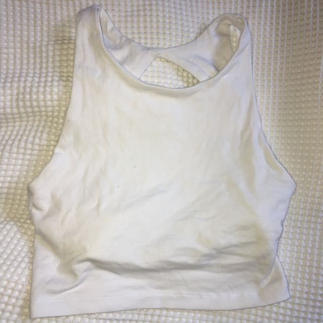 Kookai Backless Top
