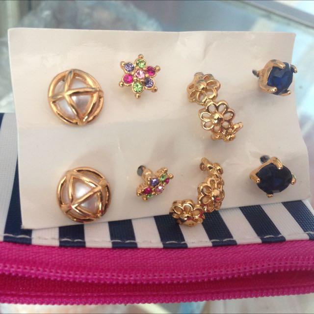 Larina 4-pair Earring Gift  Set