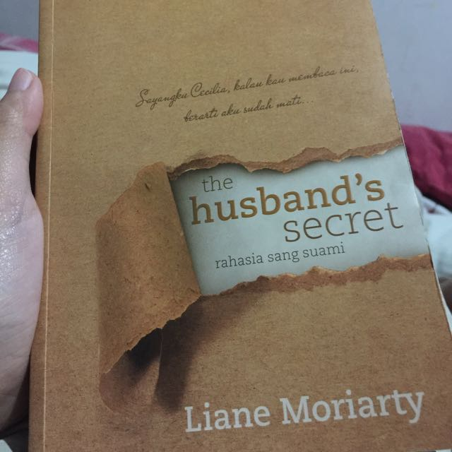 Liane Moriarty The Husband's Secret