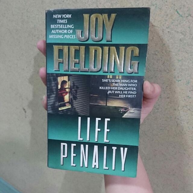 Life Penalty (by Joy Fielding)