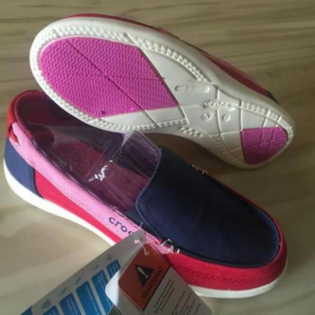 Loafer Crocs for Women